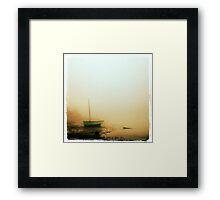 La Mouette Framed Print