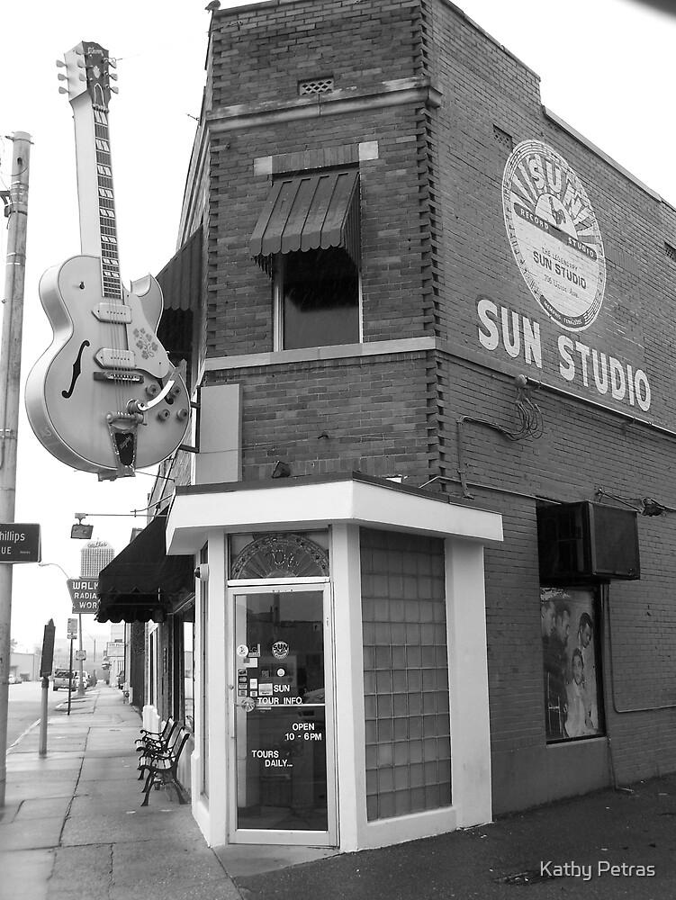 Sun Studio by Kathy Petras