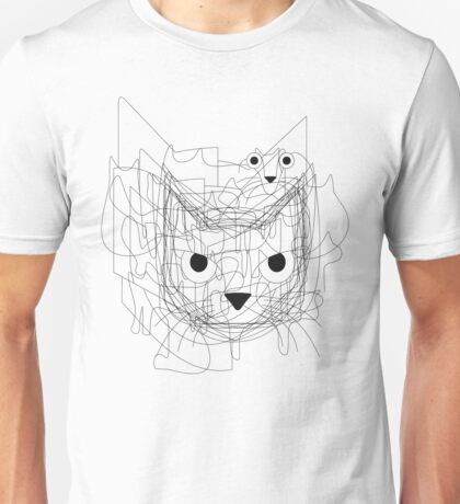 Catastrophe Angry Mix Unisex T-Shirt