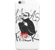 Rude Crow 2 iPhone Case/Skin