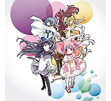 Puella Magi Madoka Magica - Only You Photographic Print