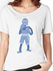 Boxing Robot Women's Relaxed Fit T-Shirt