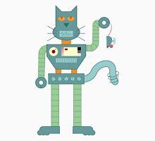 Robot Cat Unisex T-Shirt