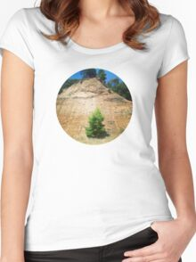 tree1 Women's Fitted Scoop T-Shirt