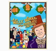 Willy Wonka and the Chocolate Factory Poster Unisex T-Shirt