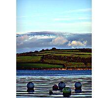 Nice view innit buoys Photographic Print