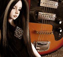 Atreyu and the Guitar by KillMeWithKindness