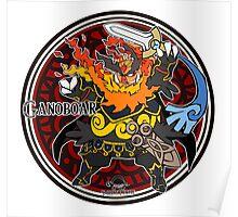 Ganoboar Poster