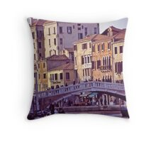 Venice -  Throw Pillow