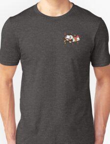 Zangief Flowers Unisex T-Shirt