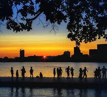 Sunsets on The Esplanade by Owed To Nature