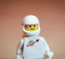 Space man by garykaz