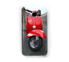 Red Vespa Rally 200 Samsung Galaxy Case/Skin