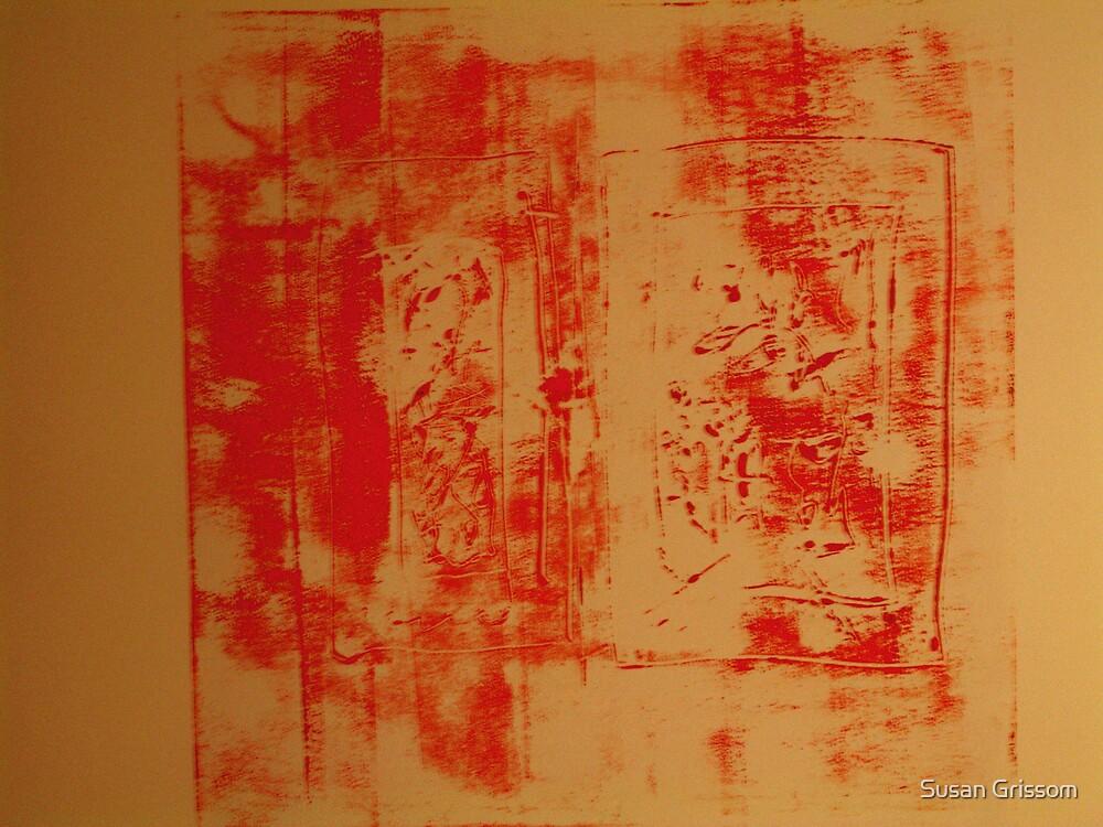 Orange no. 34 by Susan Grissom