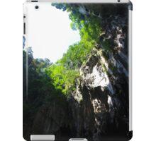 Insinde the Cave II - Batu Caves, Malaysia. iPad Case/Skin