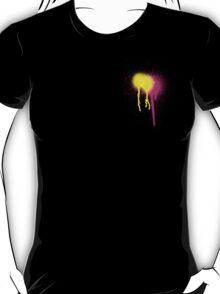 spray paint. T-Shirt