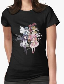 Puella Magi Madoka Magica - Only You Womens Fitted T-Shirt