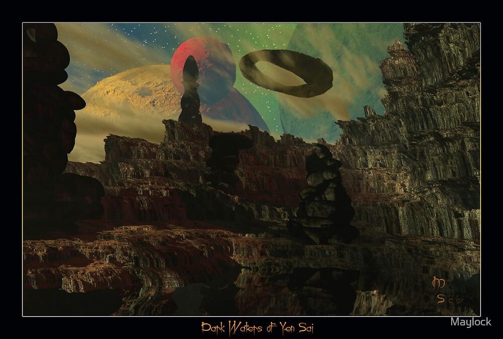 Dark Waters of Yen Sie by Maylock
