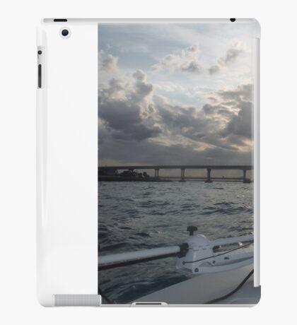Sebastian Inlet  iPad Case/Skin