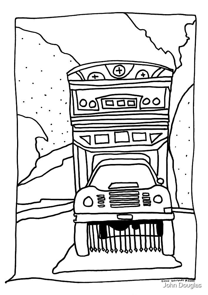 Charmed Truck by John Douglas