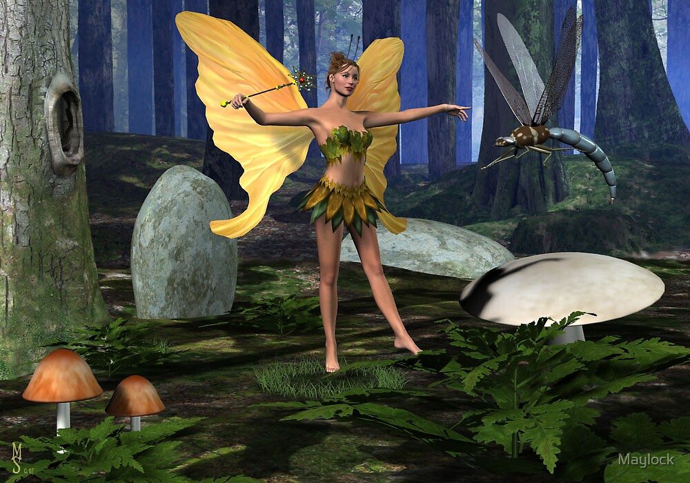 Fairy Dance by Maylock