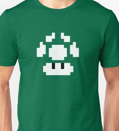 Super Mario Bros. Mushroom Unisex T-Shirt