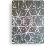 Metatron's Matrix Canvas Print
