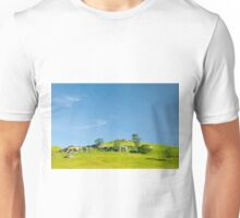 Light and Shadows - Spring In Central California Unisex T-Shirt