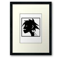 2D Framed Print