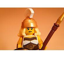Battle Goddess Photographic Print