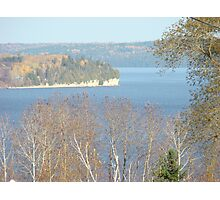 Autumn Lake Timiskaming Ontario Canada Photographic Print