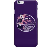 Black Rabbit Casino iPhone Case/Skin