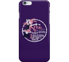 Black Rabbit Casino iPhone Case/Skin