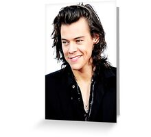 dat smile though Greeting Card