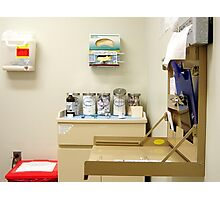 Dr. Office Photographic Print