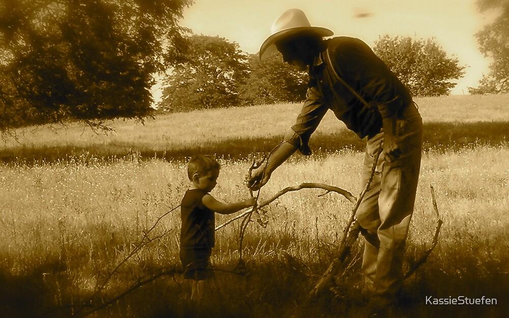 grandpas helper by KassieStuefen