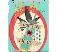 Do Me a Favor iPad Case/Skin