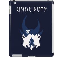 Skyrim Daedra Theme Minimalist iPad Case/Skin