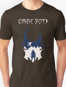 Skyrim Daedra Theme Minimalist T-Shirt