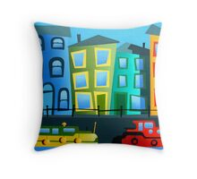 House Party III Throw Pillow