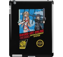 SUPER SAO Box Art iPad Case/Skin