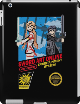 SUPER SAO Box Art by EpcotServo
