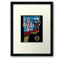 SUPER SAO Box Art Framed Print