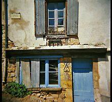 Cordes Sur Ciel, France. by Samuel Grant