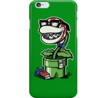 Piranha Braces iPhone Case/Skin