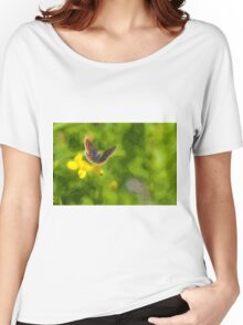 Artwork - Brown Argus Women's Relaxed Fit T-Shirt