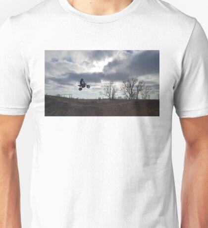Fly like an eagle. Unisex T-Shirt