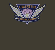 Cranium Commando Womens Fitted T-Shirt