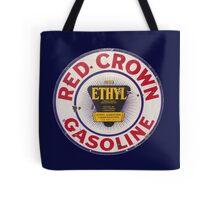 Red Crown Ethyl Gasoline Tote Bag