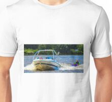 Artwork - Rubber Dingy Rapids Unisex T-Shirt